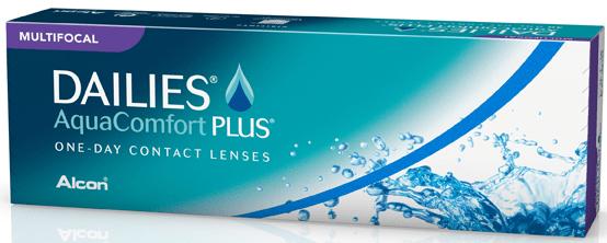DAILIES AQUA COMFORT PLUS MULTIFOCAL - Dailies Aqua Comfort Plus Multifocal