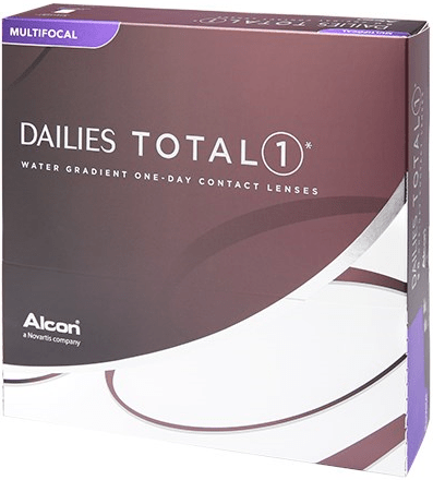 DAILIES TOTAL 1 MULTIFOCAL 90 - Dailies Total 1 Multifocal (90 lenses/box)