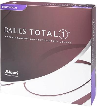 DAILIES TOTAL 1 MULTIFOCAL 90 - Dailies Total 1 Multifocal (90 lenses/box)