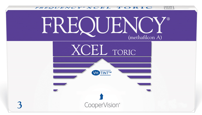 FRQUENCY XCEL TORIC - Frequency Xcel Toric