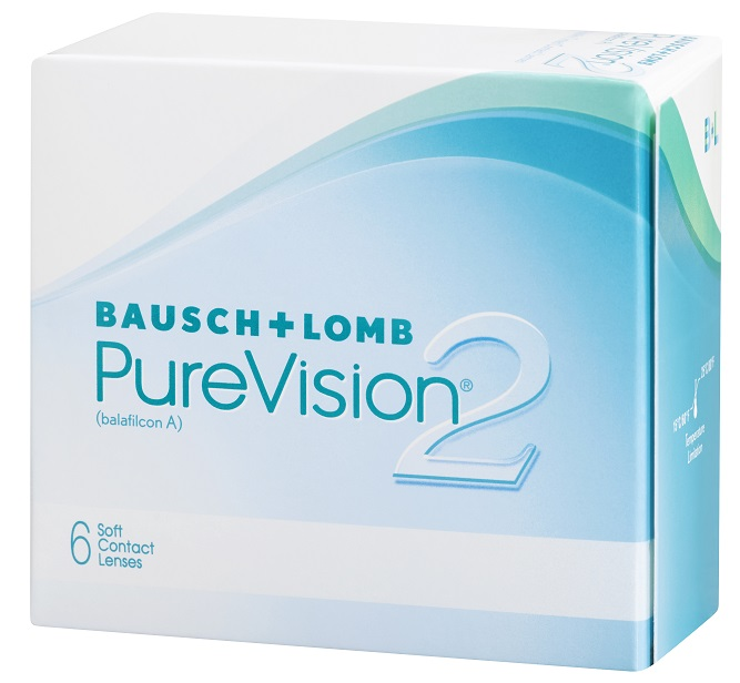 PUREVISION 2HD 6 PACK - PureVision 2HD (6 lenses/box)