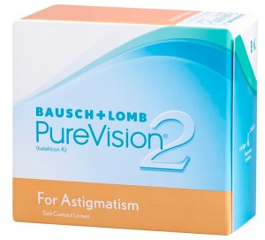 PUREVISION 2HD FOR ASTIGMATISM - Frequency Xcel Toric