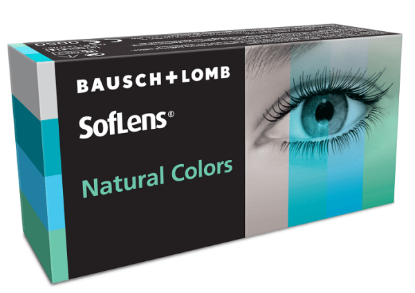 SOFLENS NATURAL COLORS - SofLens Natural Colors
