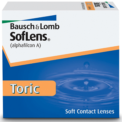 SOFLENS TORIC 3 PACK - SofLens Toric