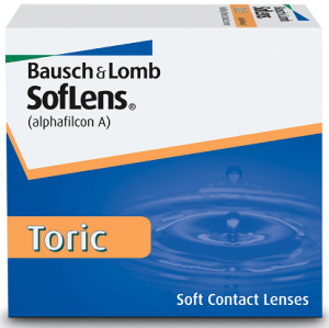 SOFLENS TORIC 3 PACK 300x299 - Air Optix For Astigmatism