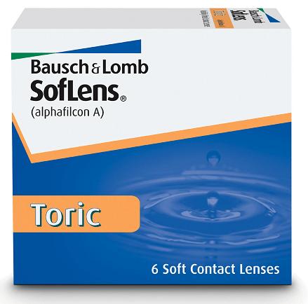 SOFLENS TORIC 6 PACK - SofLens Toric (6 lenses/box)