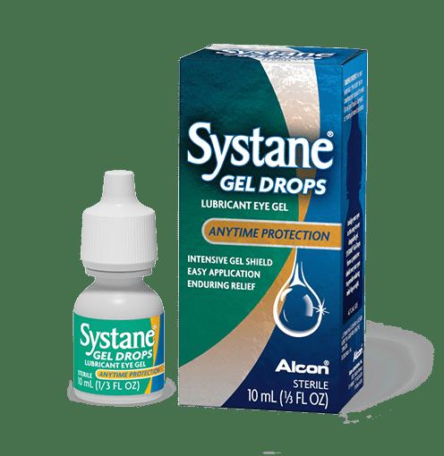 SYSTANE GEL DROPS 10ml - Systane Gel Drops - Lubricating Eye Drops
