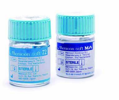 MENICON LENSES - Gas Permeables (Hard Lenses)