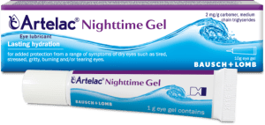 ARTELAC GEL - Cadence Comfort Solution