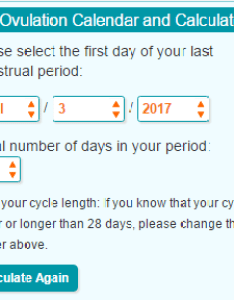Ovulation calendar and calculator also last menstrual period jan for  days cycle rh coolconversion