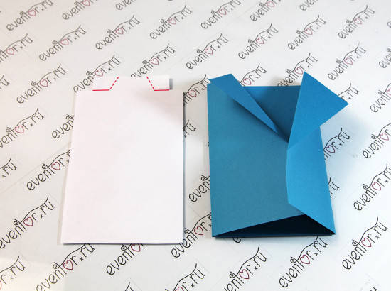 How To DIY Masculine 'Suit And Tie' Greeting Card
