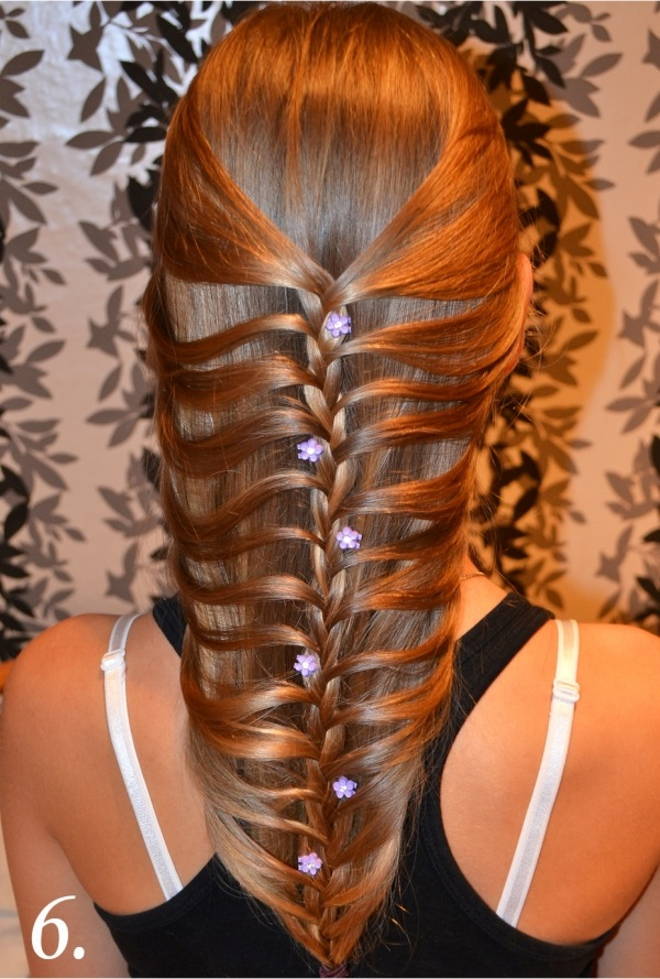 French Braiding Hairstyles