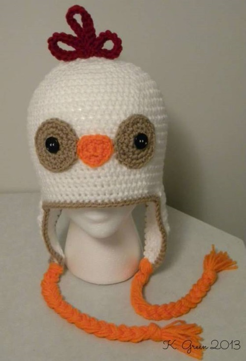 40 Crochet Animal Hat With Patterns Page 4 Of 4