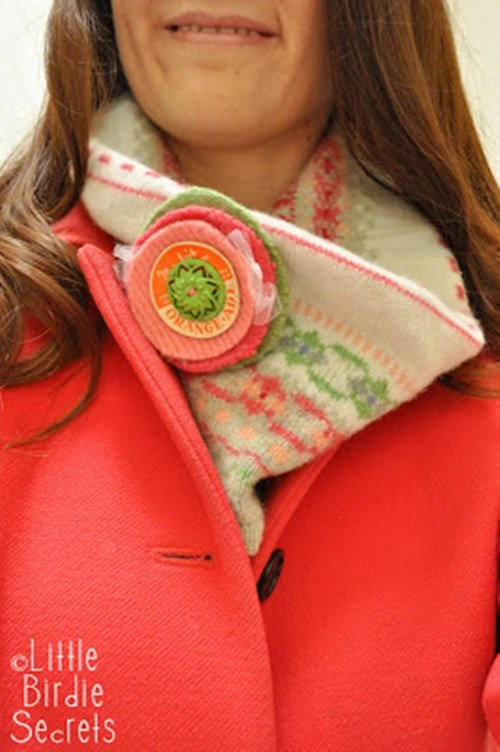 40 Easy And Cuddly DIY Ideas For Recycling Old Sweaters