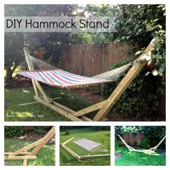 Hammock Chair Stands Diy Purple Covers For Wedding Frame. Cheap As You Can See Here This Is Not A Small Stand With Frame ...
