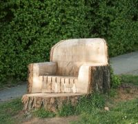 20+ Recycle Old Tree Stump Ideas