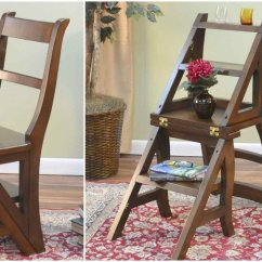 Library Chair Ladder Mission Style Chairs For Sale How To Build A Fold Over