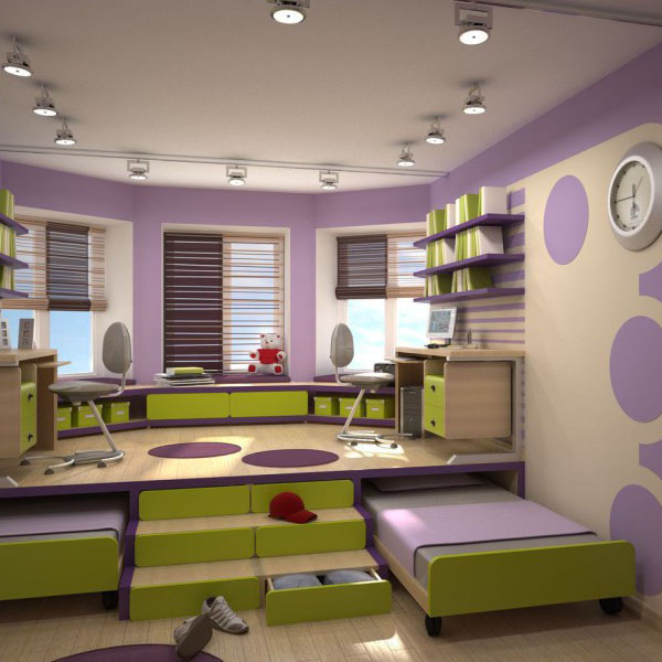 6 Space Saving Furniture Ideas For Small Kids Room Page