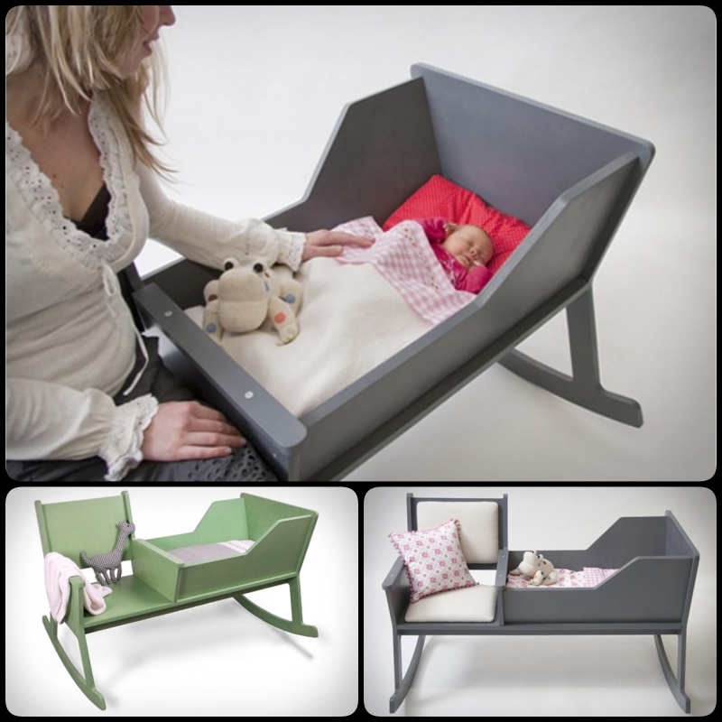 rocking chair cradle serta big and tall office diy with crib in one