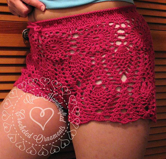 10 Gorgeous Crochet Shorts Patterns in Ravishing and Stylish Ways  Page 2 of 2