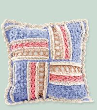 10+ Free Gorgeous Pillow Crochet Patterns