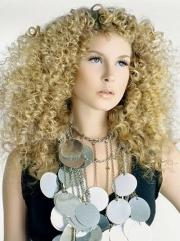 long cool curly hair