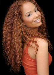 long red hair cool curly