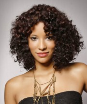 type 3c cool curly hair