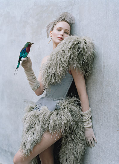 Jennifer Lawrence Photographer Tim Walker