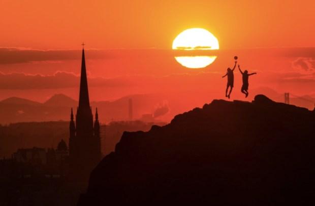 Edinburgh Tip Off