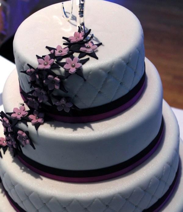 Star Flower cake