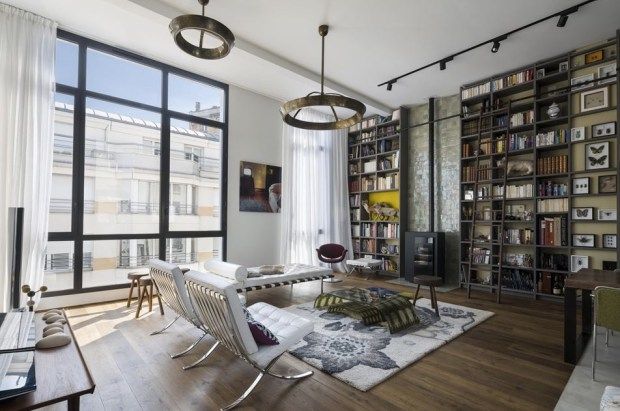 the-living-area-of-a-parisian-apartment-photograph-by-herve-abbadie