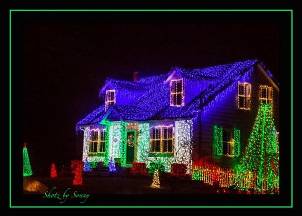 Christmas House. . .