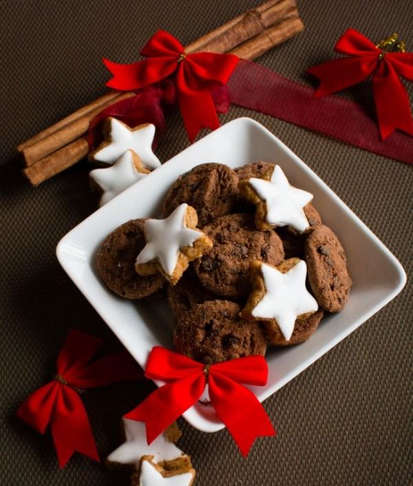 Chrunchy Chrtistmas cookies