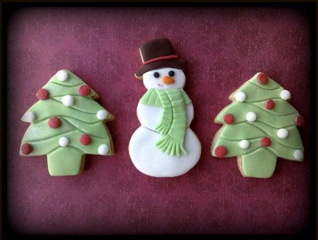 snowmen-trees