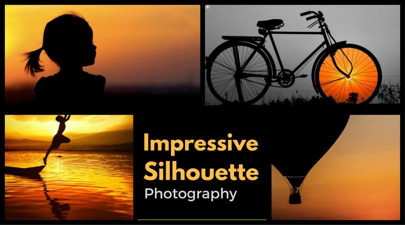 Impressive Silhouette Photography