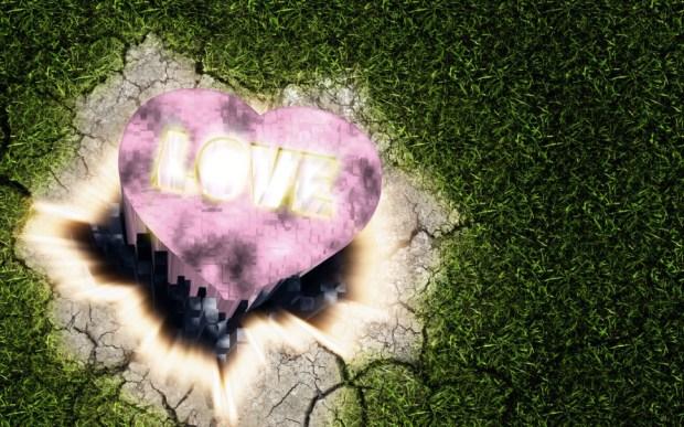 Bursting with Love