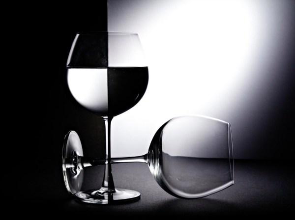 Glass B&W