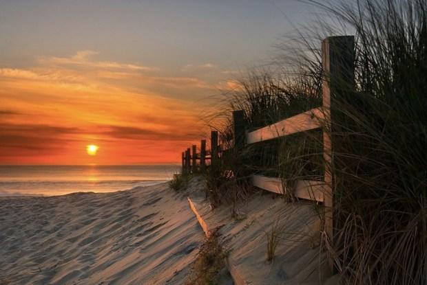 Sandbridge Sunrise