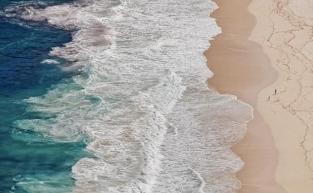 Where the Ocean Ends...