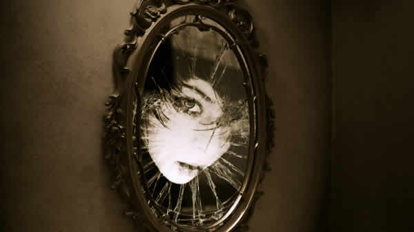 Scary Mirror