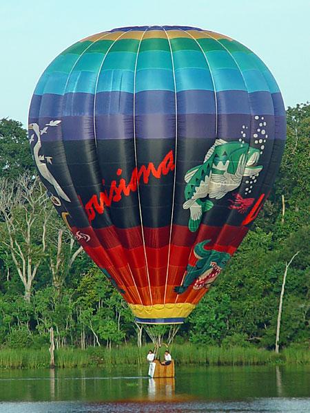 Balloon on Water