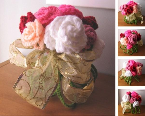 Bouquet de Crochet
