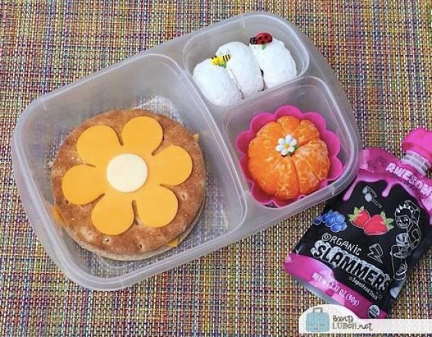 Flower Power Lunch
