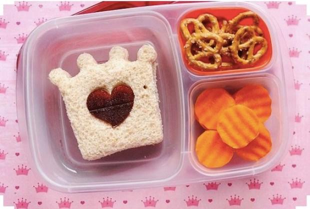 Prince Lunch box idea