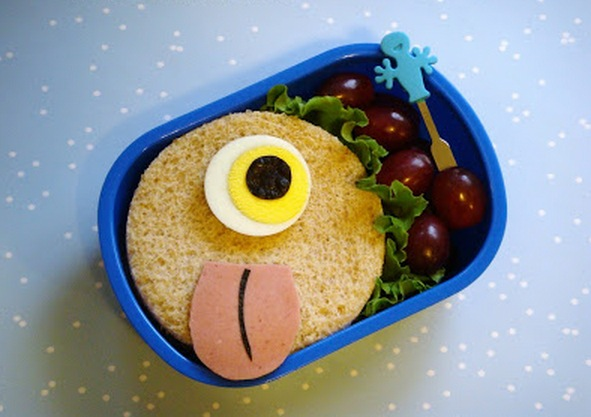 There Is A Monster In My Lunch Box!