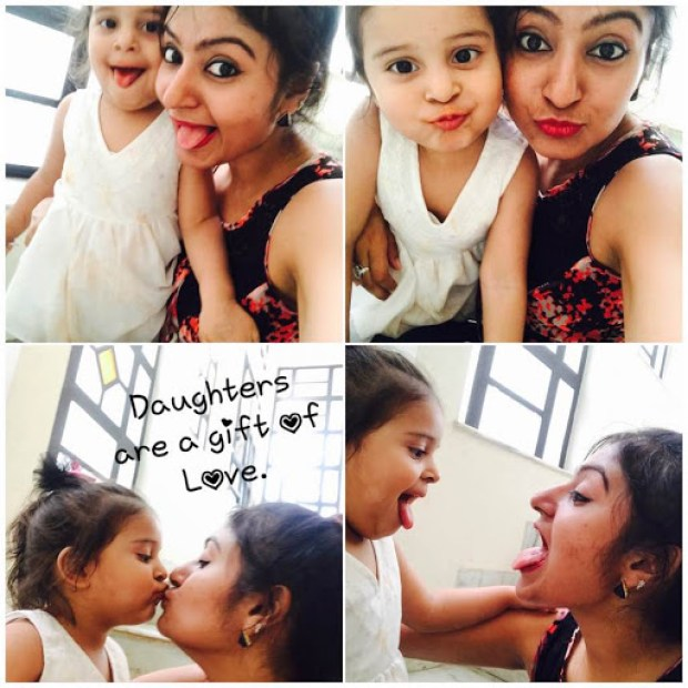daughters love