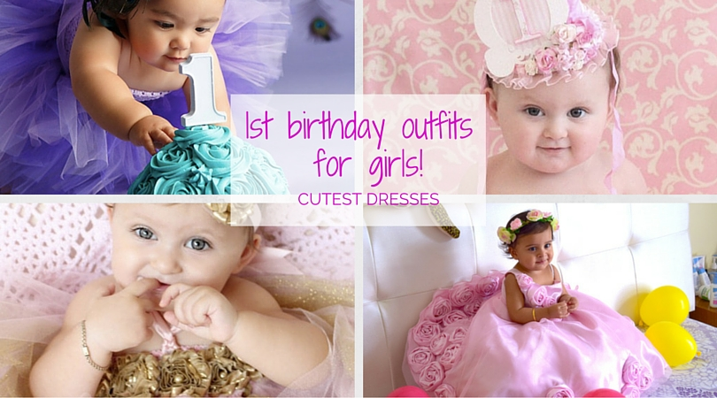 1st birthday outfits for girls
