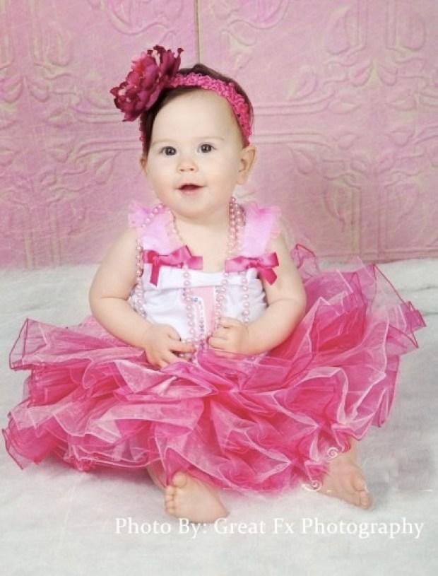 Princess Birthday Tutu