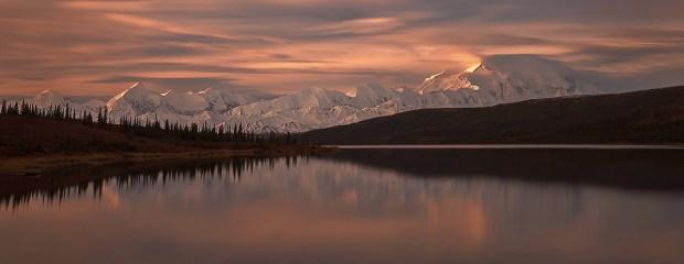 Denali Sunrise
